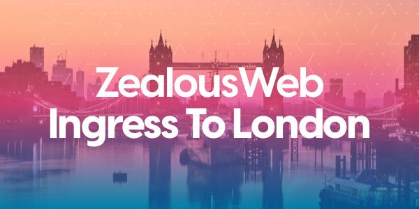 ZealousWeb All Set To Accolade London, UK!