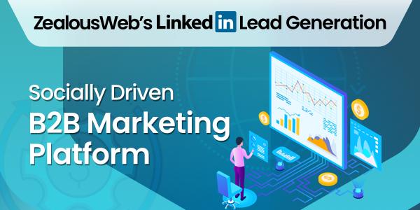 ZealousWeb's LinkedIn Lead Generation