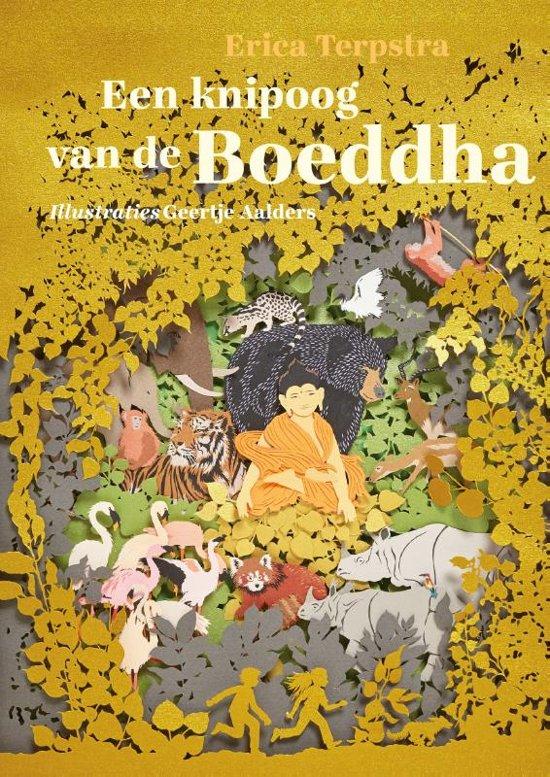 Kinderboek: Een knipoog van de Boeddha