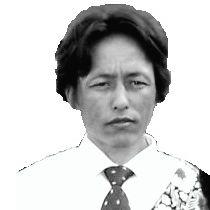 Tibetaanse voormalige politieke gevangene Kunchok Tsephel