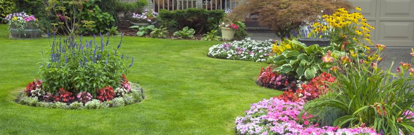 Grosh Lawn Service Header Image