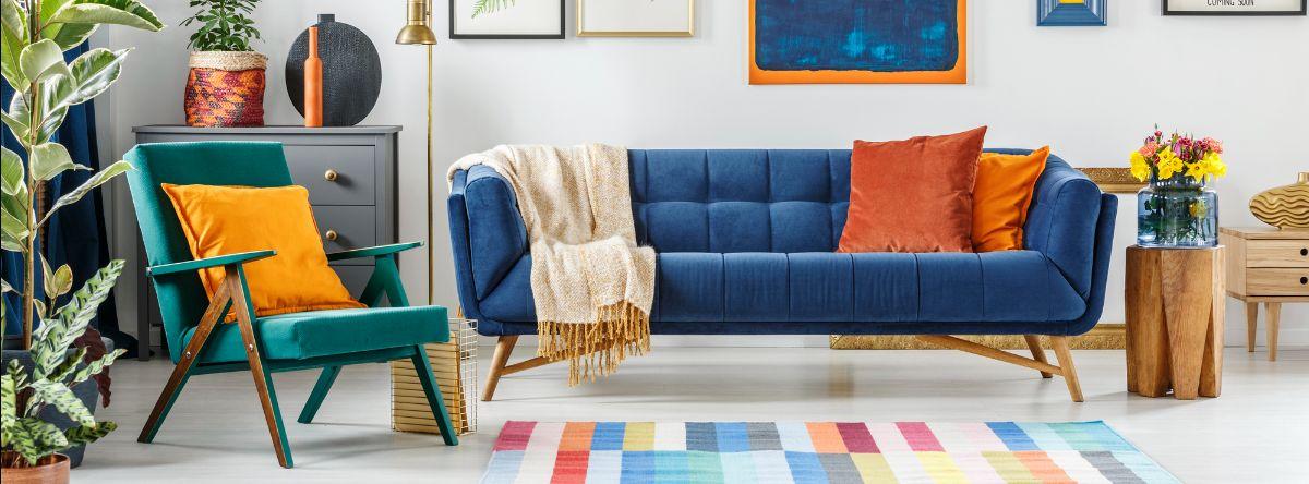 Living Room - Leslie MacGregor, Ann Green and Dan Tsuji