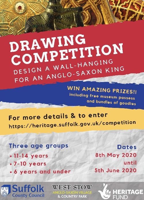Poster for Drawing Competition