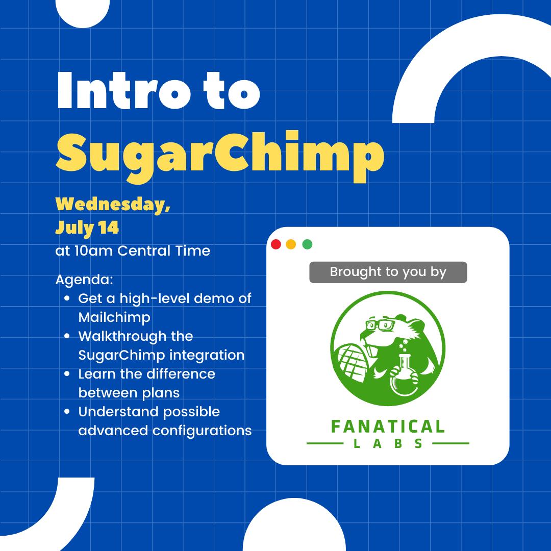 Intro to SugarChimp