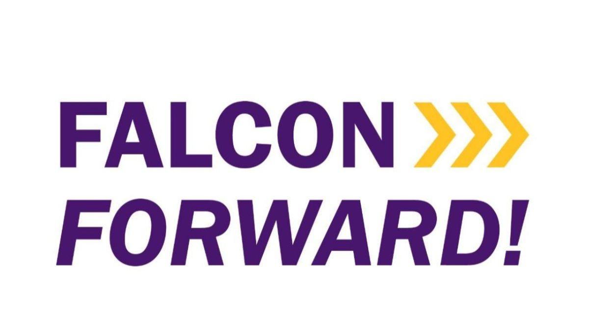 Falcon Forward graphic