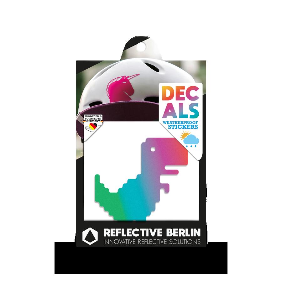 Reflective Berlin - Decals