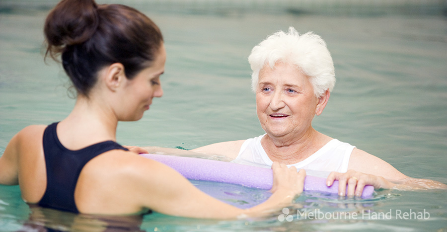 Melbourne Hand Rehab Hydrotherapy Service is back