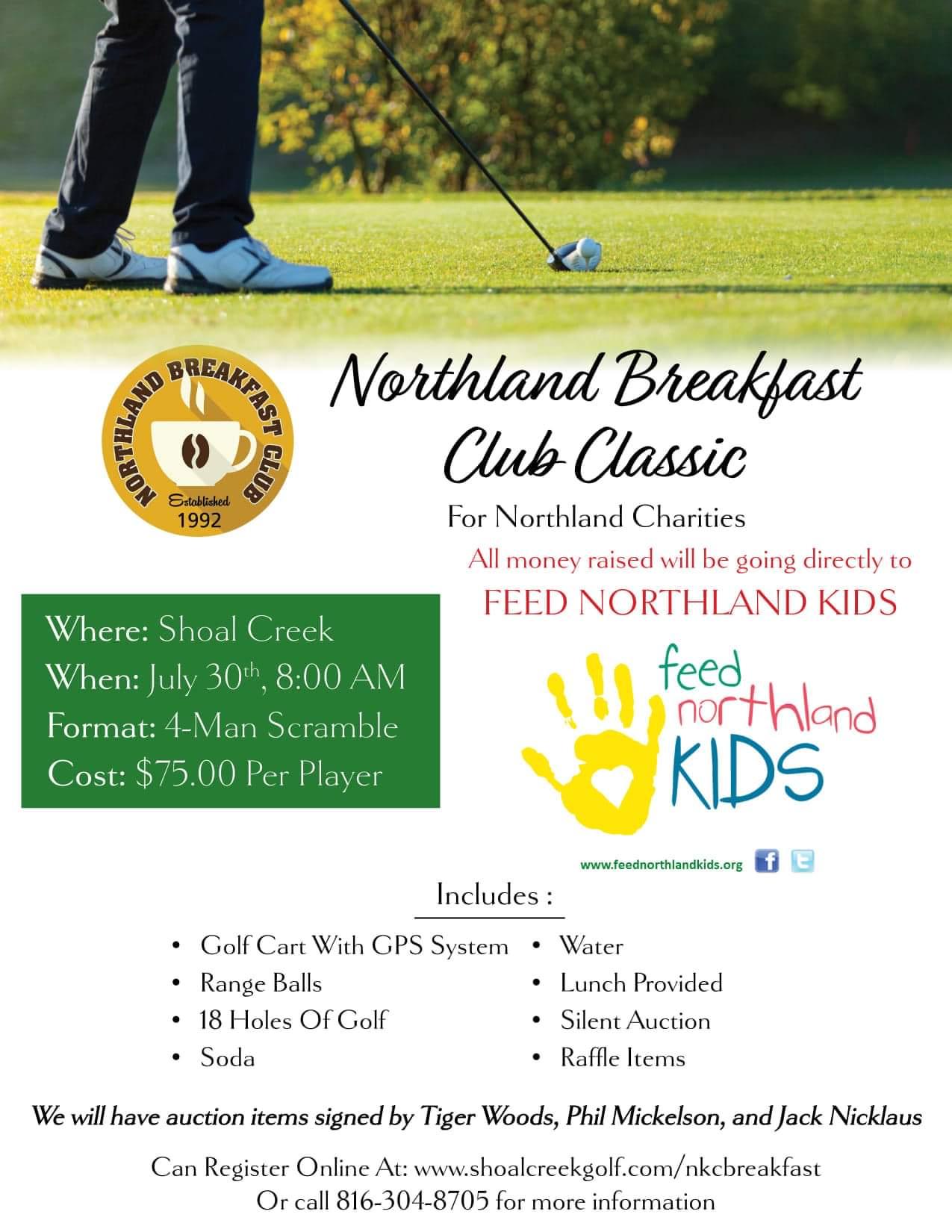 Northland Breakfast Club Classic