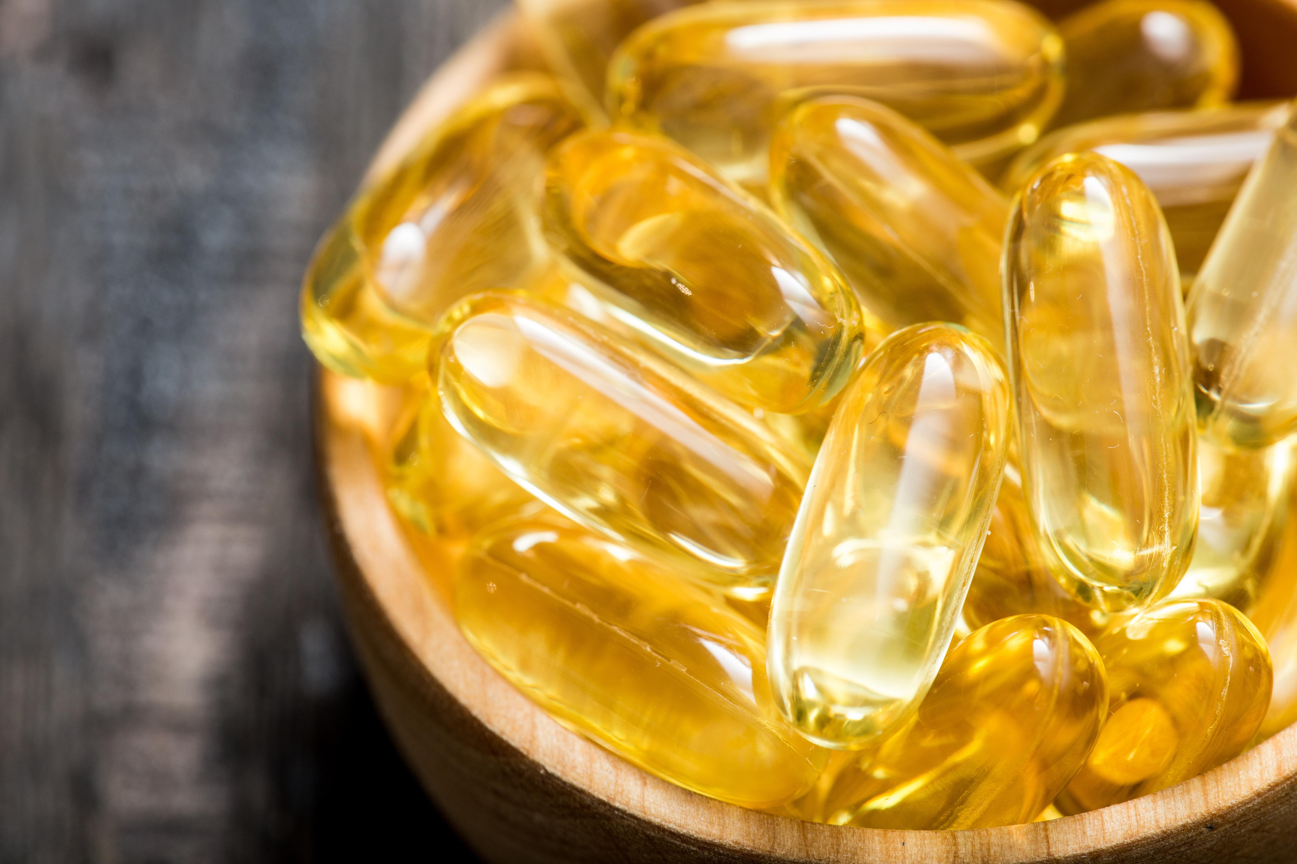fish oil form