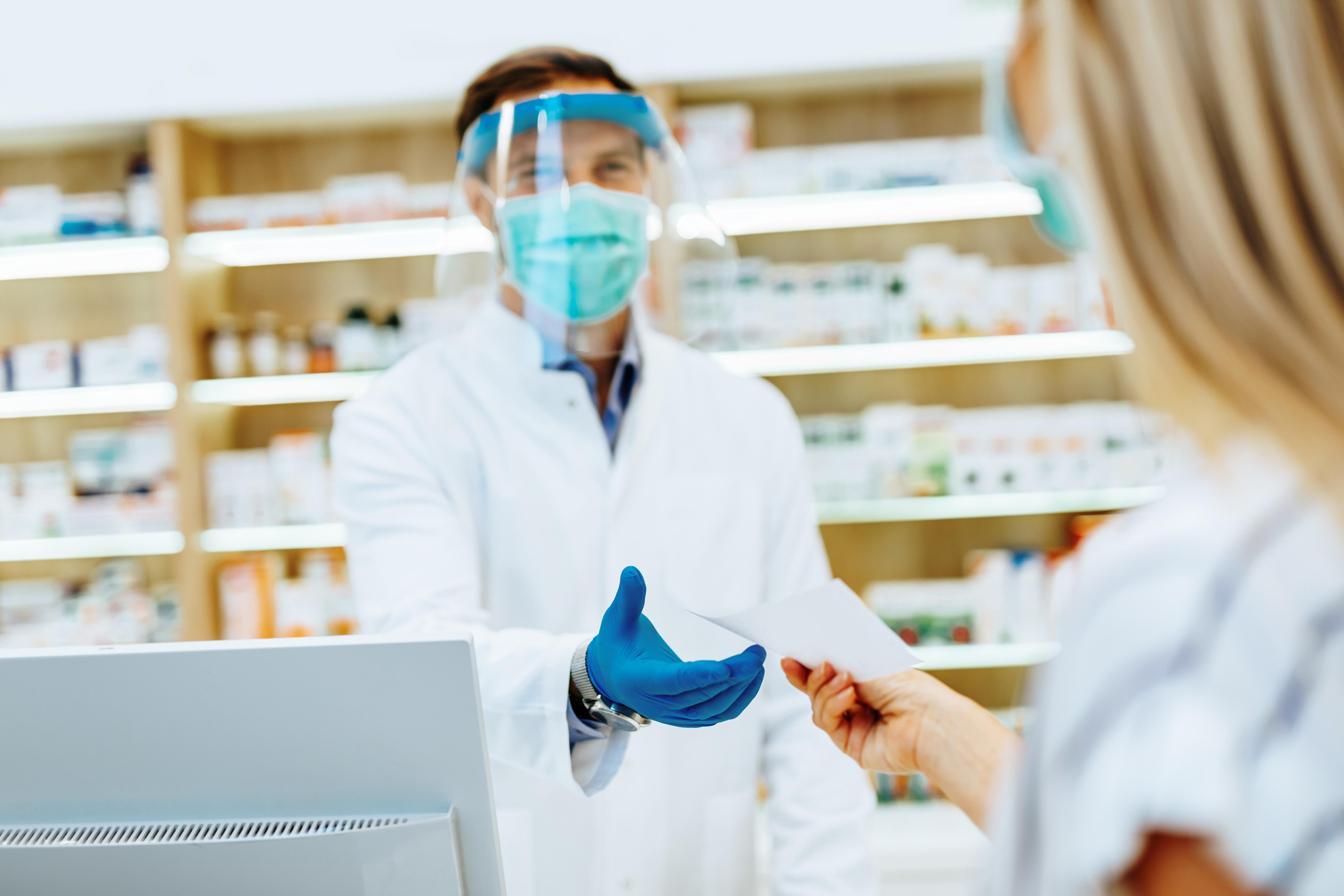 covid pharmacists