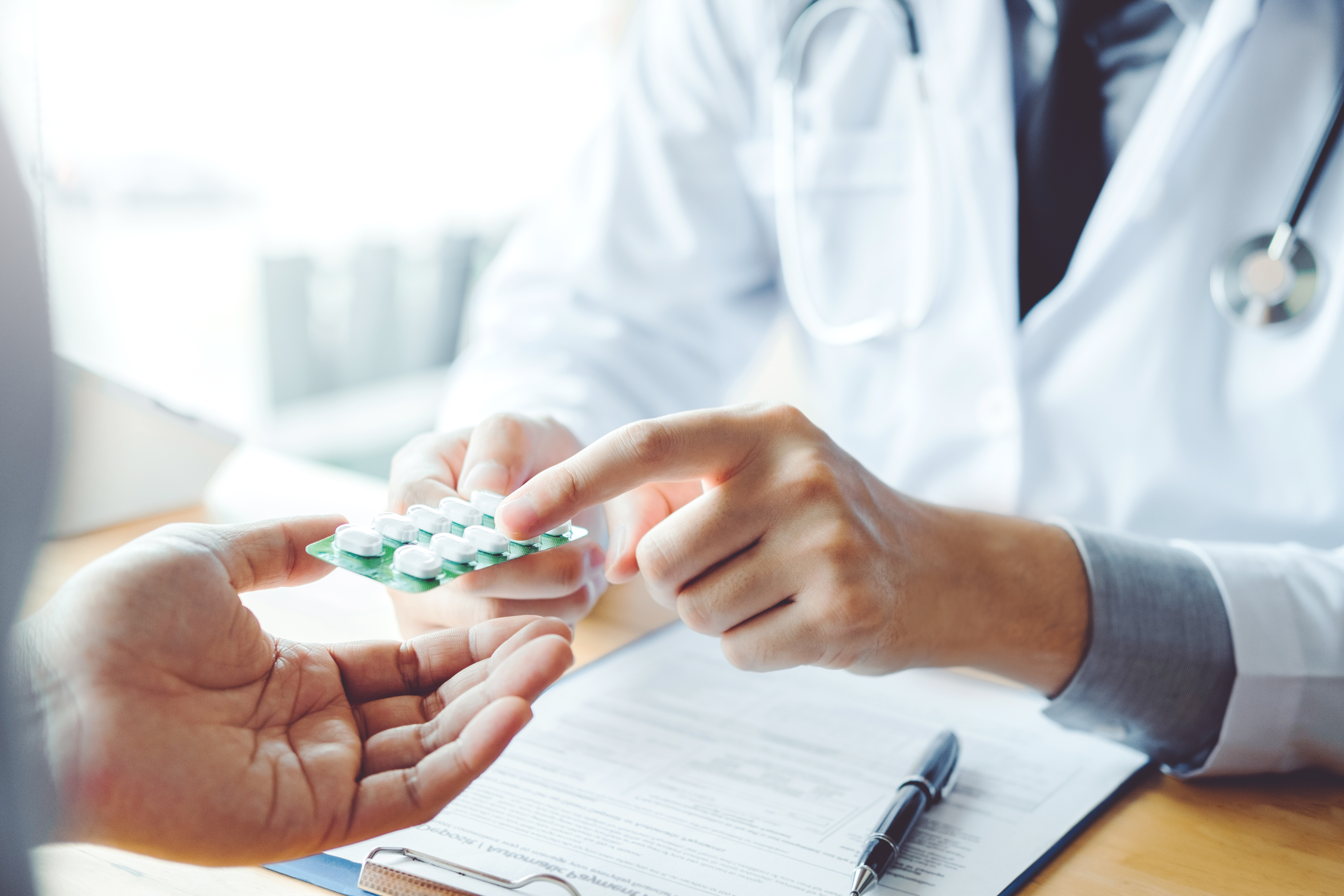 selecting a specialty pharmacy