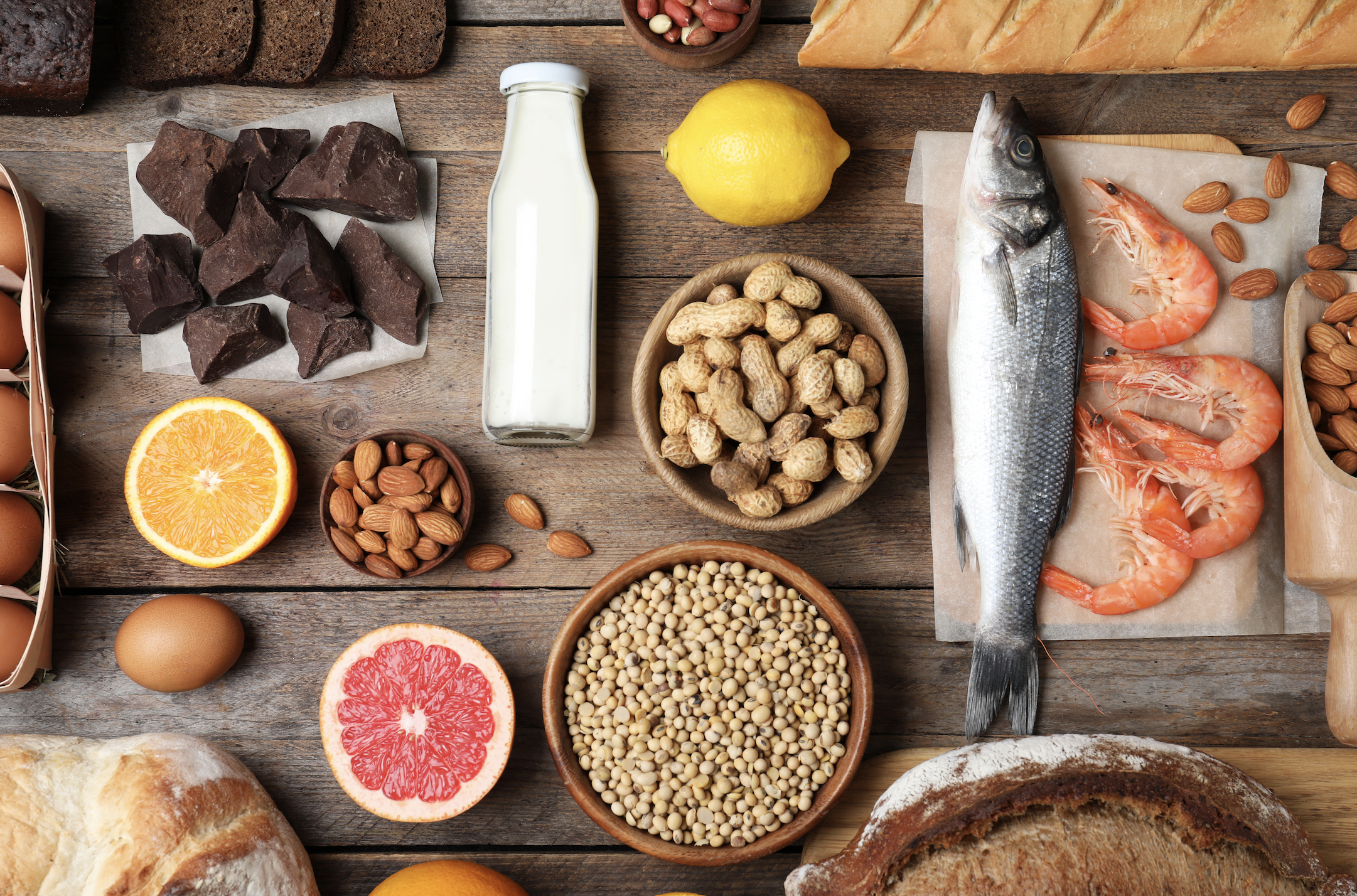 Treatment for food allergy