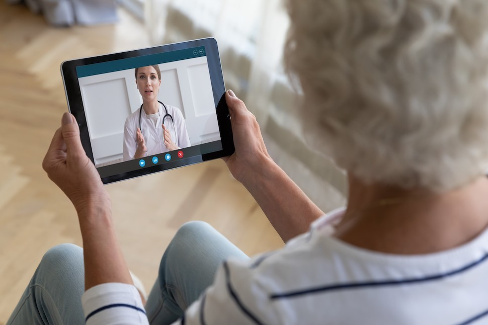 Virtual urgent care visits