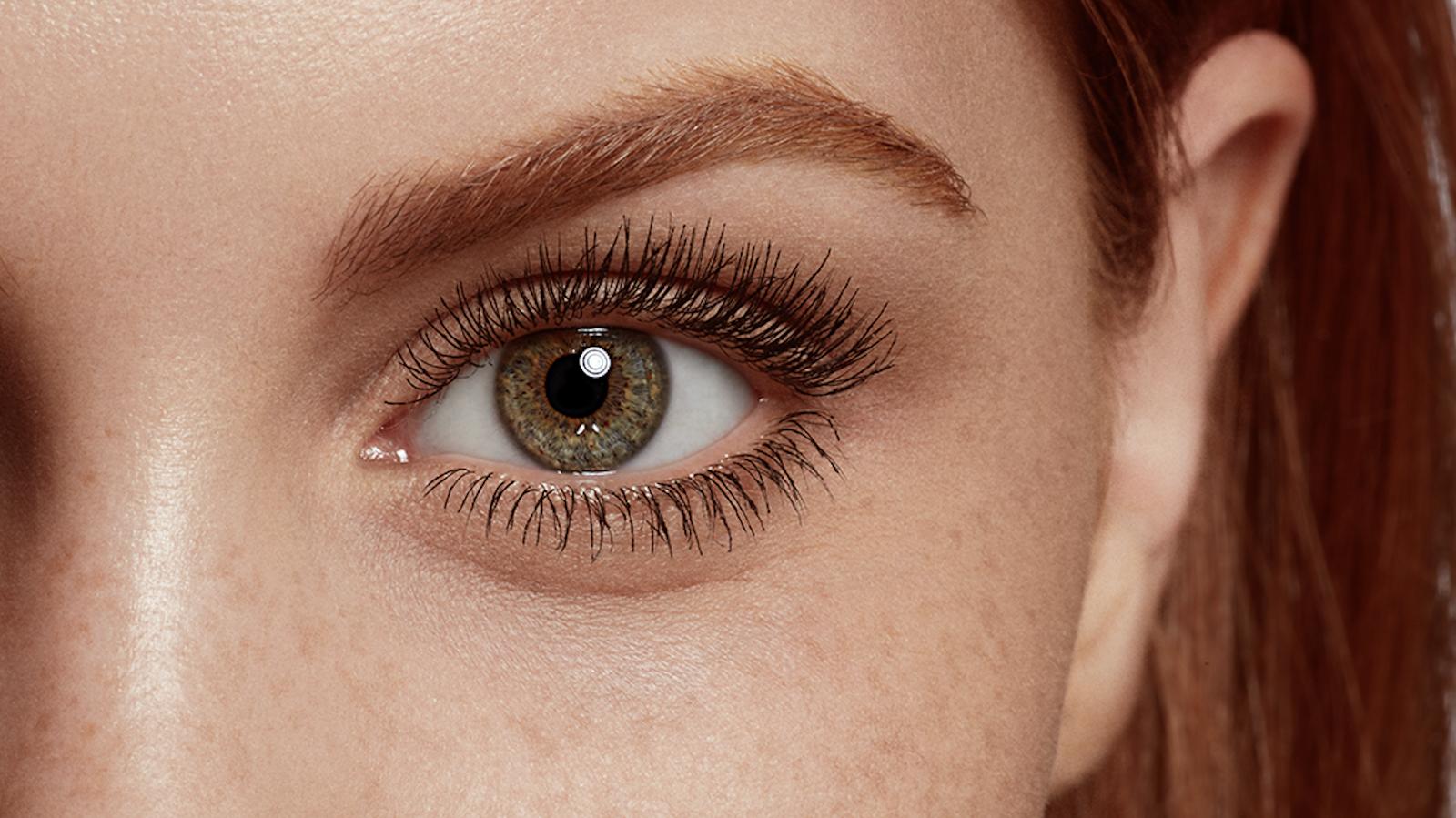 Photo of a woman's eye