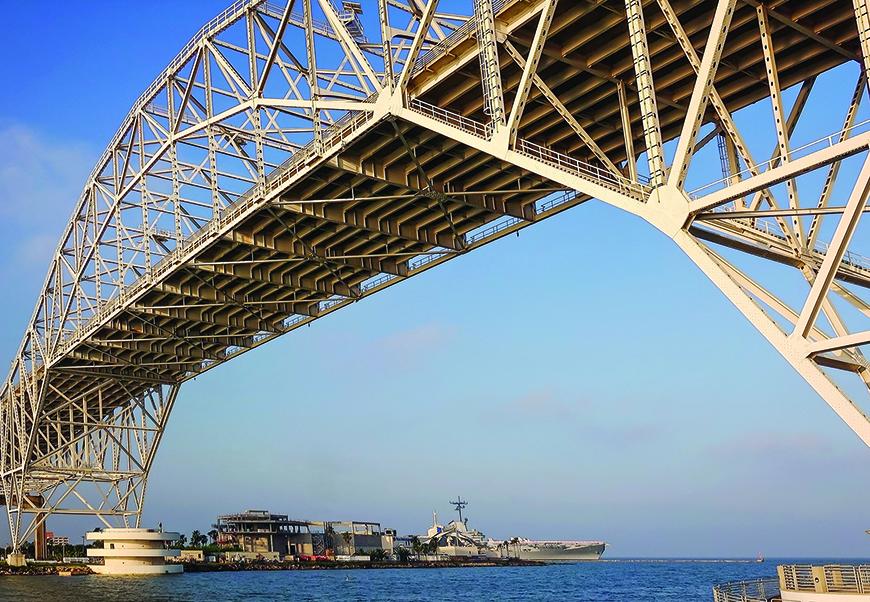 Hillcrest bridge