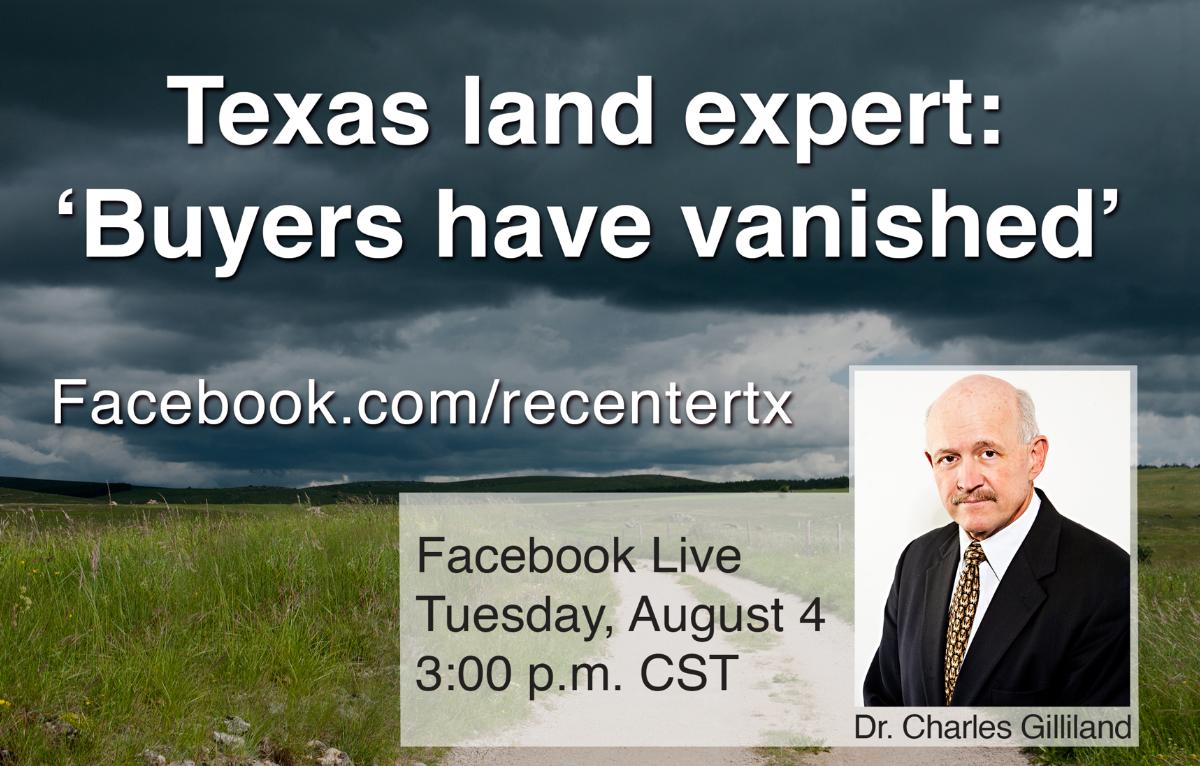 Texas land expert: