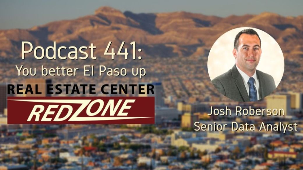Podcast 441: You better El Paso up