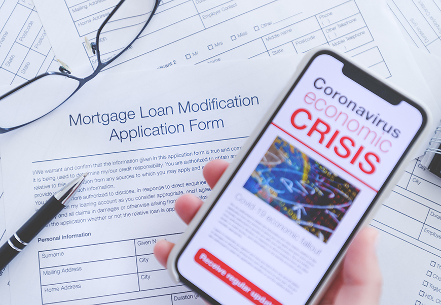 covid-19 and mortgage
