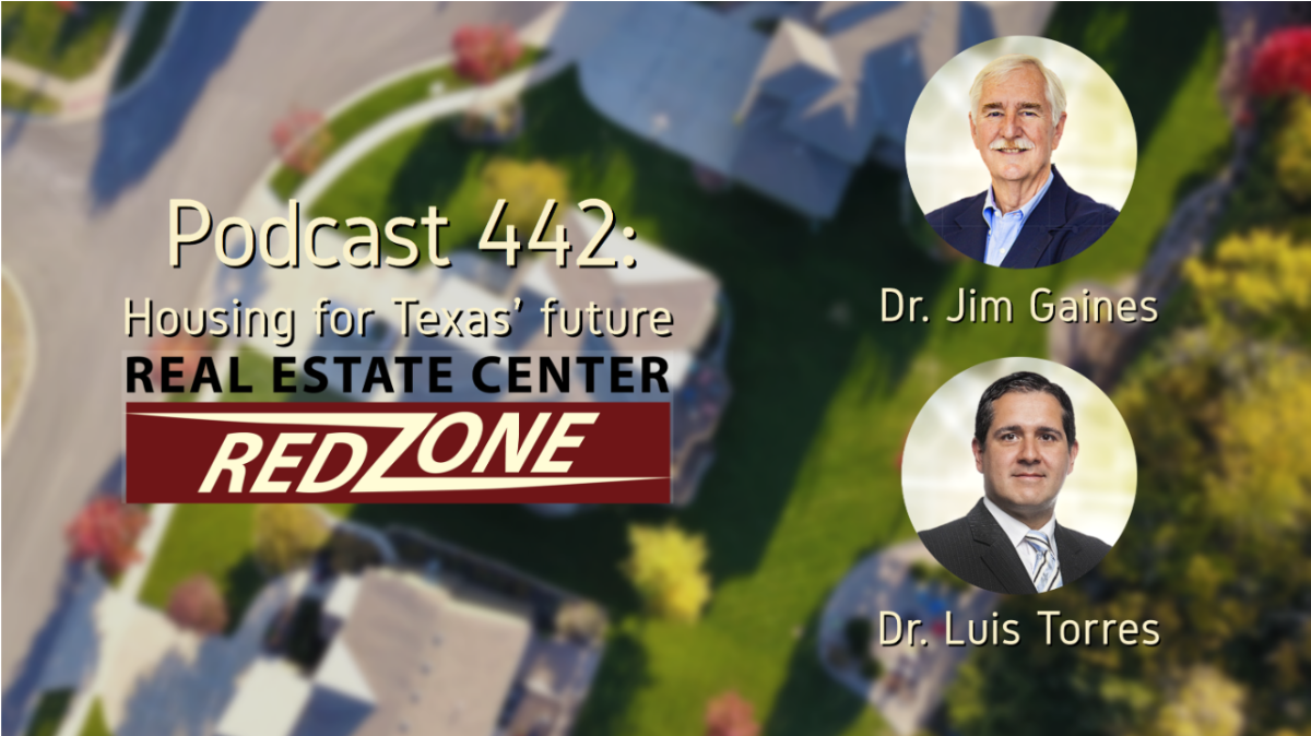 Podcat 442: Housing for Texas' future