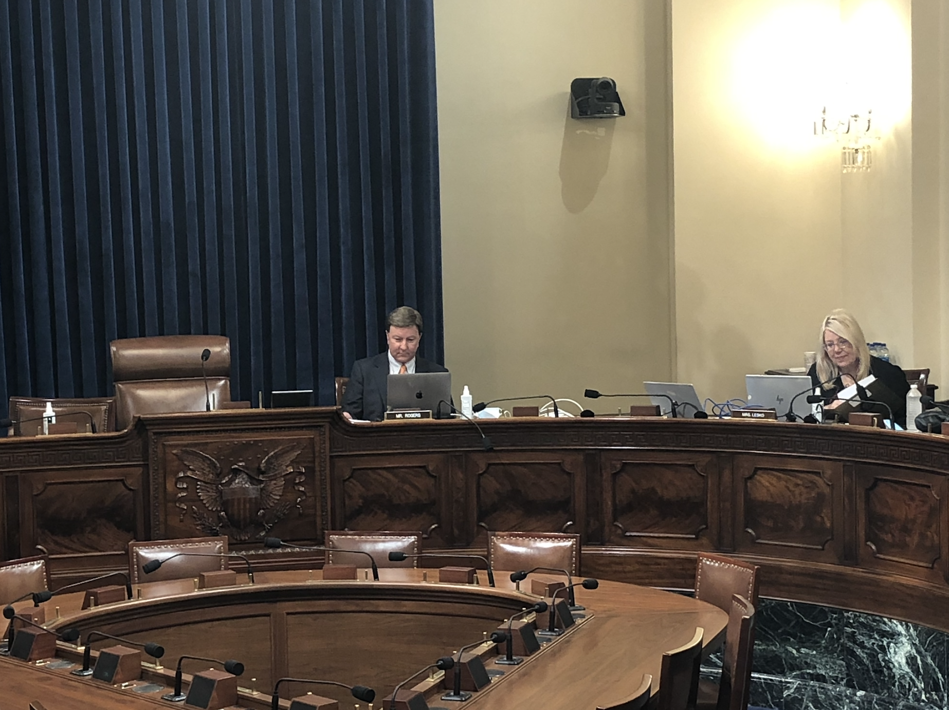 Rogers Opening Statement at Election Security Hearing
