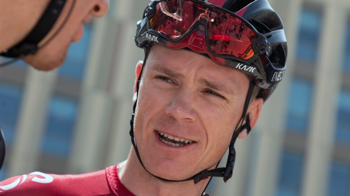 Chris Froome's attack on the Colle delle Finestre in the Giro d'Italia most Heroic