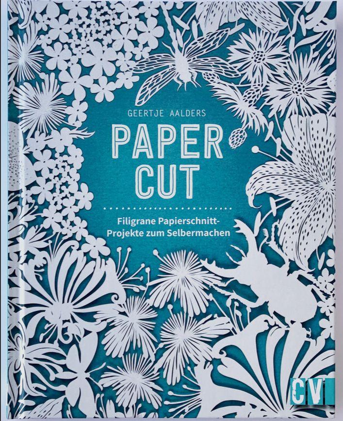 Geertje Aalders - Papercutboek