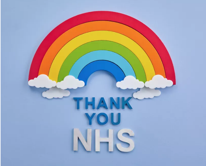 RB&H Thank you NHS