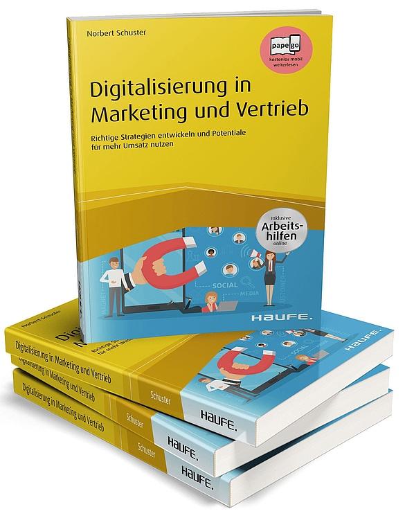 Fachbuch Digitalisierung