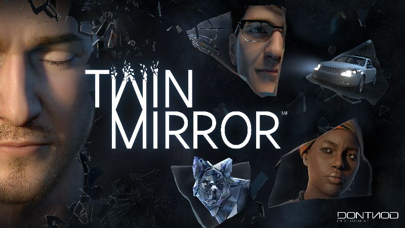 FOR IMMEDIATE RELEASE: Twin Mirror™: DONTNOD announces a release date and the Epic Games Store pre-order details