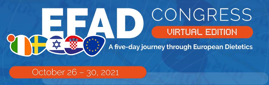 EFAD Congress banner