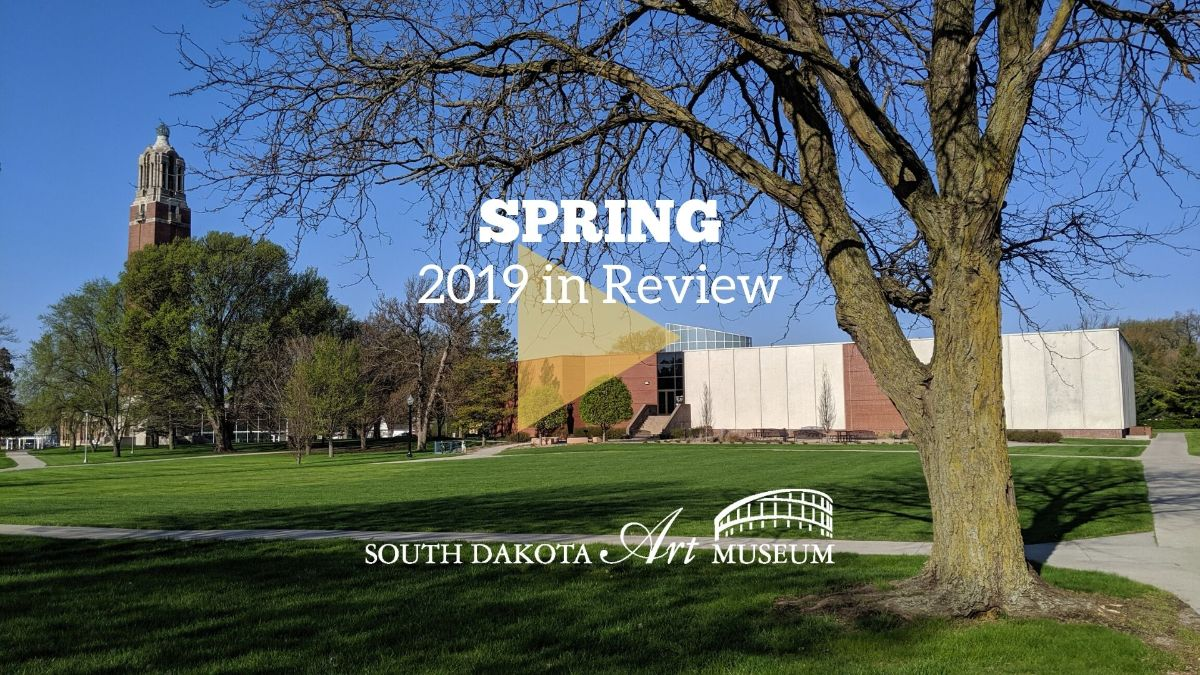 Spring 2019 - SD Art Museum Year in Review