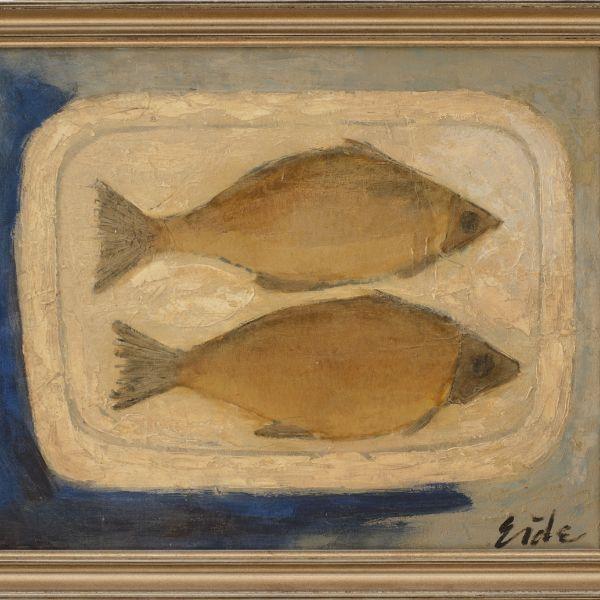 Palmer Eide, Fish