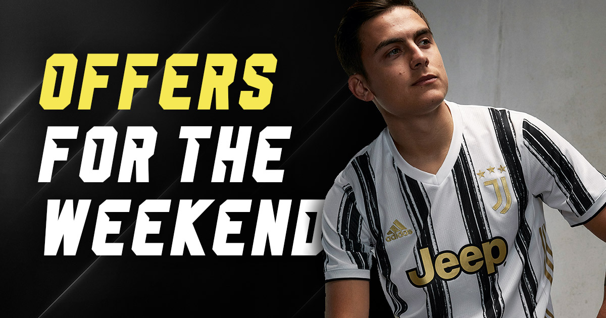 Retailer offers for the weekend