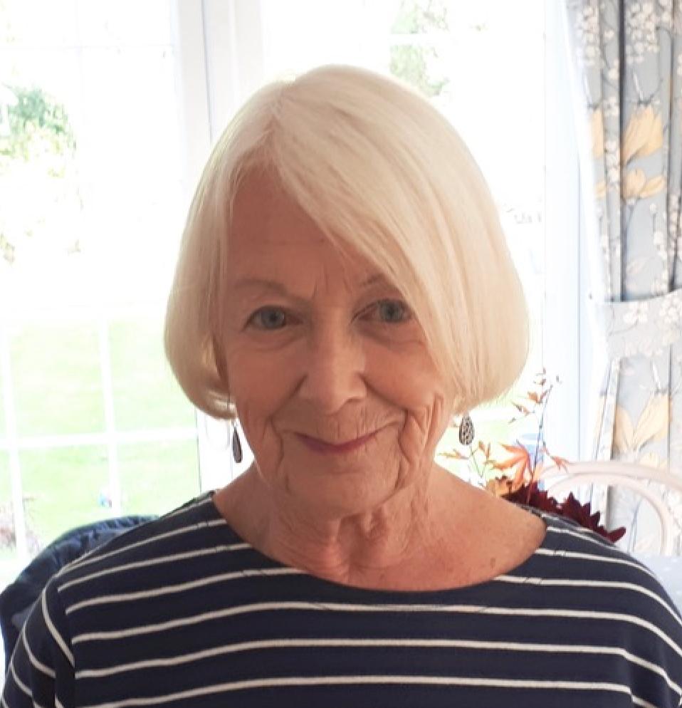 Parish Councillor Caroline James