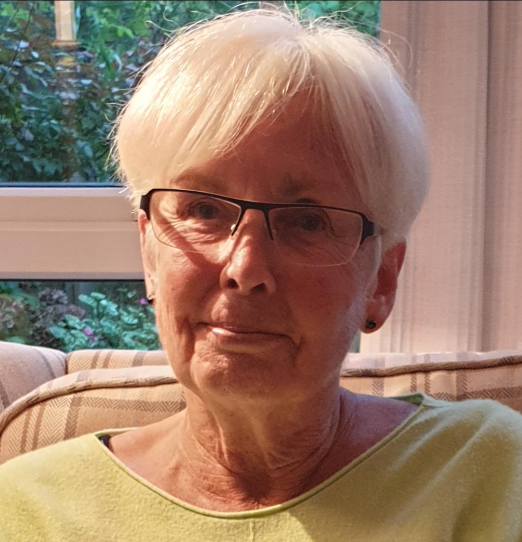 Parish Councillor Bridget Dungey