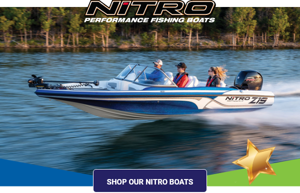 Nitro Performance Fishing Boats