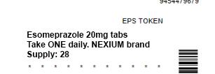 Image of part of a prescription