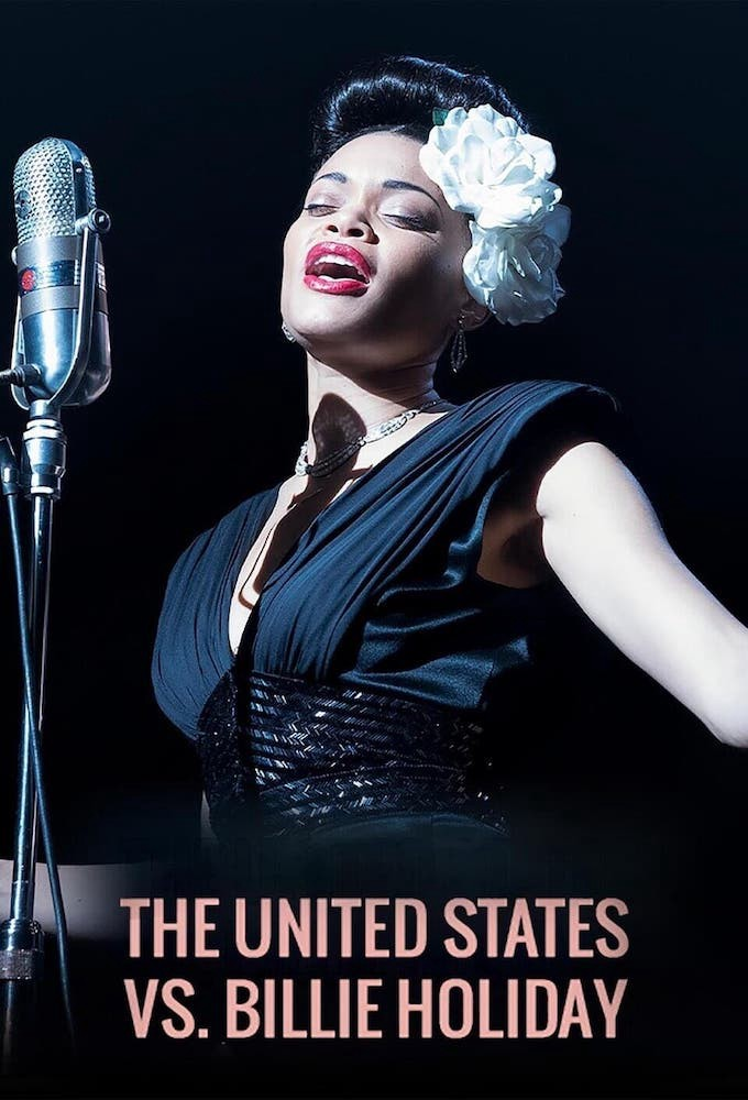 The United States vs Billie Holiday