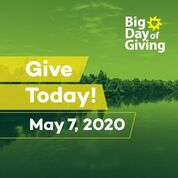 Give Today! May 7, 2020