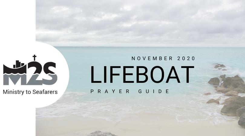 Lifeboat Prayer Guide NOV