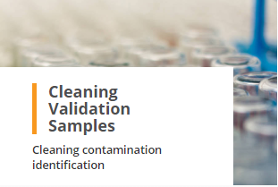 Cleaning Validation Samples Identifying Cleaning Contamination