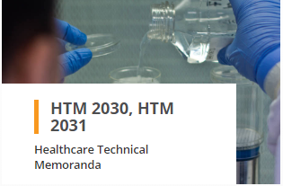 HTM 2030 2031 Healthcare Technical Memoranda Compliance