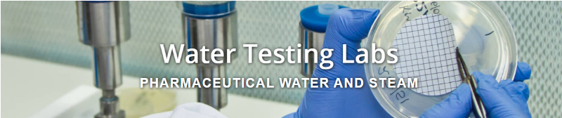 Pharmaceutical Water and Steam Test Laboratory