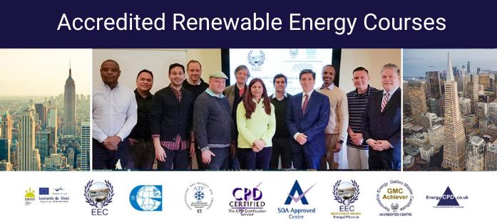 US Renewable Energy EEC Online Course