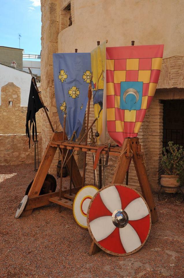 Vuelven las actividades especiales en el castillo de Benissanó