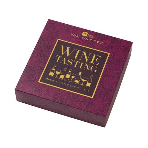 Wine Tasting Evening Kit