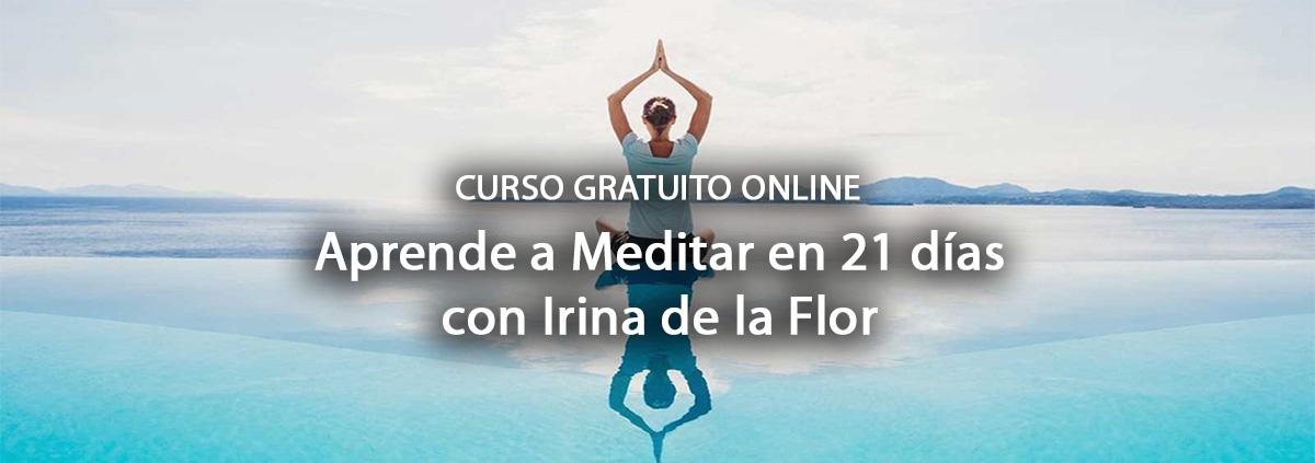 Curso gratuito online de meditación