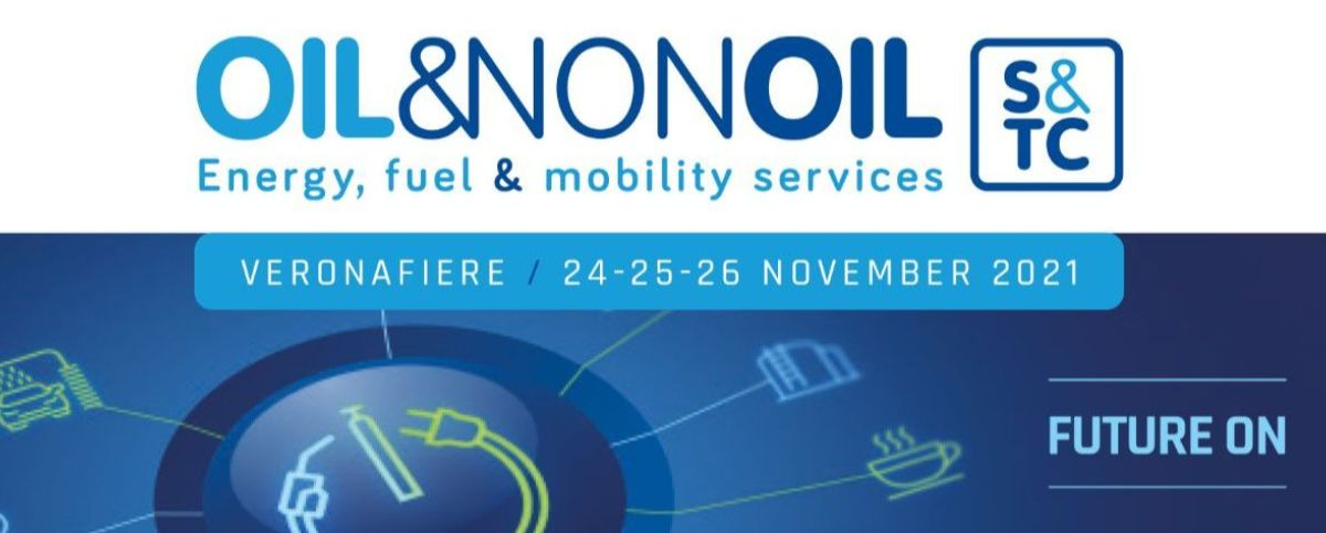Oil&nonOil Verona (Italy), 24-26 November 2021