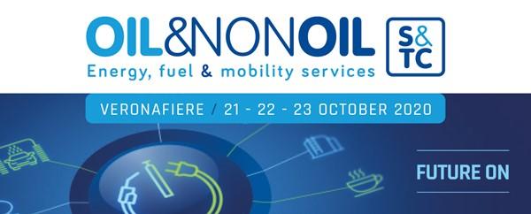 Oil&nonOil (Verona - Italy, 21-23 October 2020)