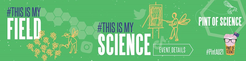 #ThisIsMyScience and #ThisIsMyField banner